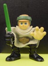 Star Wars Galactic Heroes Luke Skywalker Endor 2001 Loose