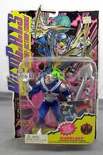 """WildC.A.T.S Warblade 6"""" Action Figure Special Edition Collector Card Playmates"""