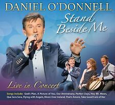 Daniel O'Donnell - Stand Beside Me: Live In Concert - UK CD/DVD album 2014