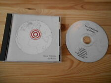 CD Pop Beth Williams - April 2012 (6 Song) Demo PRIVATE PRESS