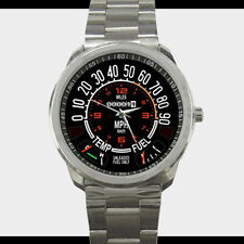 Best New 1979 NOS AMC Jeep CJ Speedometer Style-sport metal watch Free Shipping