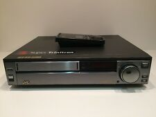 JVC hr-s5800 Super VHS registratore video recorder Hi-fi stereo e FB 1 anno gewährl.