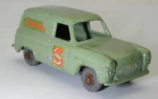 Matchbox Lesney No. 59 Ford Thames Van Singer Grey Wheel oc11169