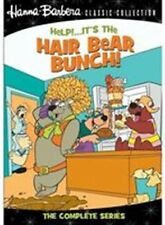 Help! It's the Hair Bear Bunch Complete Series Help Its New DVD Region 4