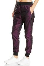 Trendy Nike Woven T2 Pants Trousers Noble Purple Black Size S/M New