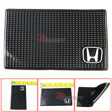 Dashboard Anti Slip Non Slip Sticky Pad Mat Phone Mounts Holder PU For Honda