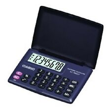 Casio LC 160 V BK Lc-160lv-bk-w Portable pocket calculator 8 digit big display