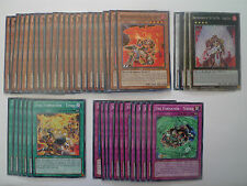 Fire Fist Deck * Ready To Play * Yu-gi-oh