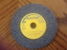 "NORTON Grinding Wheel 4X3/16""X7/16""  A46-05VBE NOS MADE IN USA"