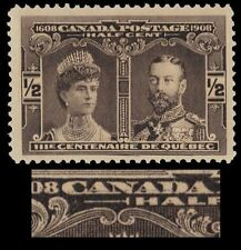 "CANADA 96i - Quebec Tercentenary ""Re-entry"" Position 44 (pf36675) NH $180"