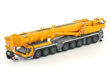 WSI Liebherr LTM 1500-8.1 All Terrain Mobile Crane 50/84m Masts Diecast 1/50 MIB