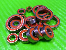 Orange Rubber Ball Bearings Bearing FOR TRAXXAS STAMPEDE 4X4 / STAMPEDE 4X4 VXL