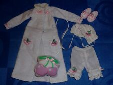 Momoko Good Night Cherry - partial outfit only - great condition - hard to find.
