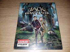 Jack the Giant Slayer Steelbook (Blu-ray 3D/2D) Future Shop Exclusive MINT OOP
