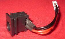 TOSHIBA SATELLITE 2455-S305 DC JACK POWER w/ HARNESS CHARGING IN PORT SOCKET