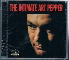 ART PEPPER THE INTIMATE CD ANALOGUE PRODUCTIONS SIGILLATO!!!