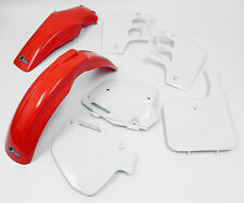 UFO Honda Motocross SUPER EVO CR 500 1991 Plastic Kit OEM colours
