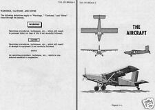 Fairchild AU-23A  'Peacemaker' Archive Manual Vietnam rare (Pilatus PC-6 Porter)