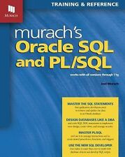 Murach's Oracle SQL and PLSQL