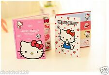 Hello Kitty 2 section Post-it Sticky notes x 2 packs KK615