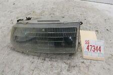 95 96 97 98 99 00 01 FORD EXPLORER LEFT DRIVER FRONT HEAD LIGHT HEADLIGHT LAMP