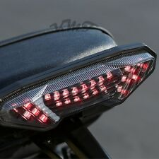 New Smoke LED Tail Light Brake Turn Signals For Yamaha FZ09 MT09 2014-2016 2015