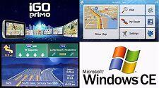 Igo Primo 9 - Pkw/Lkw Software Gps Navigation Micro Karte China-Navi Gerät