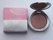 T. LeClerc Powder Shimmer Eyeshadow(105 Flamand Rose)