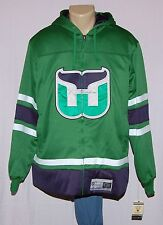 Glll Hartford Whalers Color Blocked Full Zip Hooded Jacket LRG