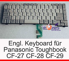 KEYBOARD FÜR PANASONIC TOUGHBOOK CF-27 CF-28 CF-29 UK ENGLISCH NK15003-UK TOP