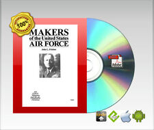 Makers of the United States Air Force eBook CD For Kindle Nok iPad Android PDF