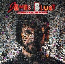 JAMES BLUNT: ALL THE LOST SOULS CD! VG