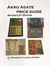 Akro Agate Price Guide 2nd Ed - Companion book to Complete Line of Akro Agate