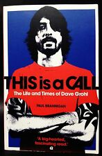 DAVE GROHL This Is A Call Soft Cover Book Nirvana Foo Fighters