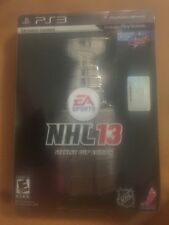 Brand New!!! NHL 13 Stanley Cup Collector's Edition (PS3, 2012) FactorySealed!!!