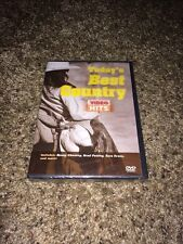 Today's Best Country: Video Hits, New DVD Free Shipping