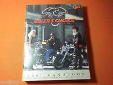 Biker's Choice ~ 2001 Handbook ~ Apparel & Accessories Catalog ~ Used
