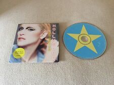 Madonna Hollywood 5 Track **rare edits** EU Promo CD **CARD SLEEVE**