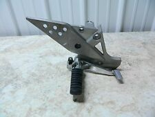 06 Kawasaki ZR 7 750 ZR750 ZR7 front right foot peg rear back brake pedal heel