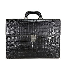 Montblanc Meisterstuck Double Gusset Leather Briefcase 109625