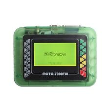 Quality MOTO 7000TW Universal Motorcycle Scan Tool V8.1 for motor diagnostic