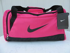 NIKE Sport Bag Pink Brasilia Fitness Ladies Bag Bag Sports Women 27 l New