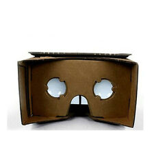 DIY Cardboard Quality 3D Vr Virtual Reality Glasses For Google ^^