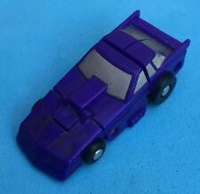 -- G1 Transformers Micromaster - Decepticon Race Track Patrol - Ground Hog 1990