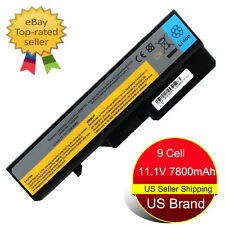 New Battery for Lenovo IdeaPad G460 G470 G560 G570 V570 Z470 V470 B570 L09S6Y02