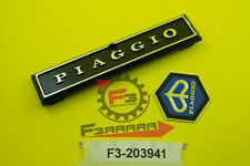 F3-22203941 Targhetta copriSterzo cravatta Vespa Piaggio PX 125 150 - PE 200