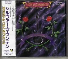 SILVER MOUNTAIN: ROSES & CHAMPAGNE CD JAPANESE FIRST PRESS PROMO BRAND NEW