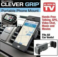360 Clever Grip Portable Mobile Phone Mount Car Cell Phone Holder Good for All
