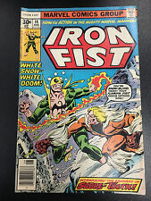 Iron Fist #14 1977 First Apperance of Sabre-Tooth