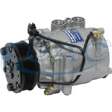 NEW AC COMPRESSOR AND CLUTCH 10715 04-07 SATRUN VUE 3.5